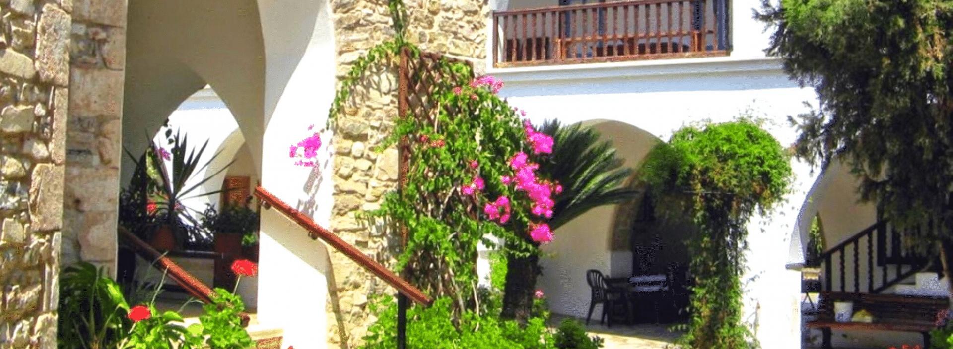 Larnaca Monasteries