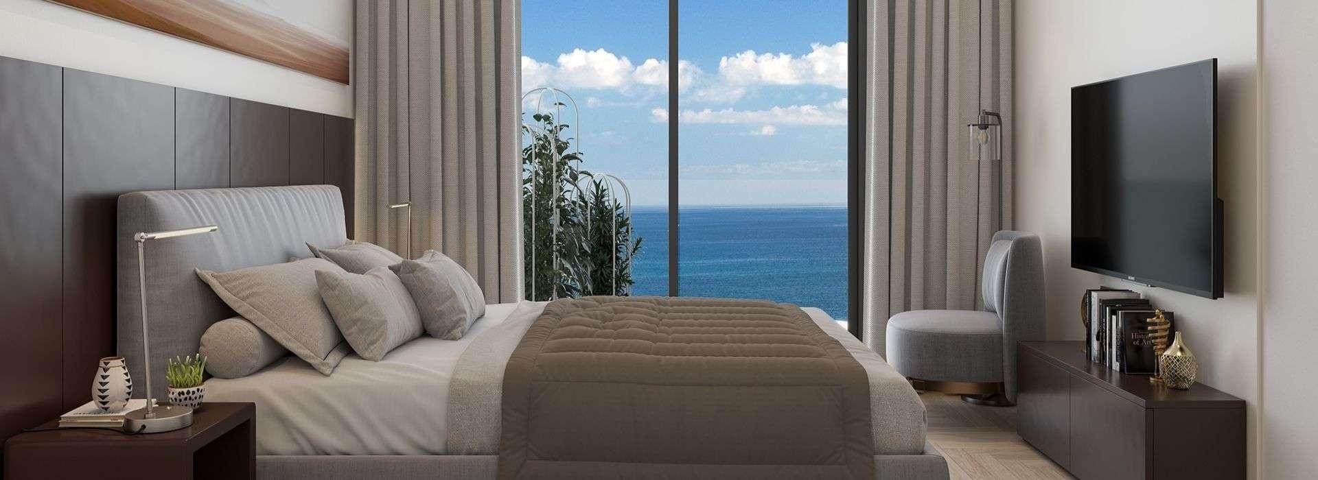 bedroom of NOX real estate development