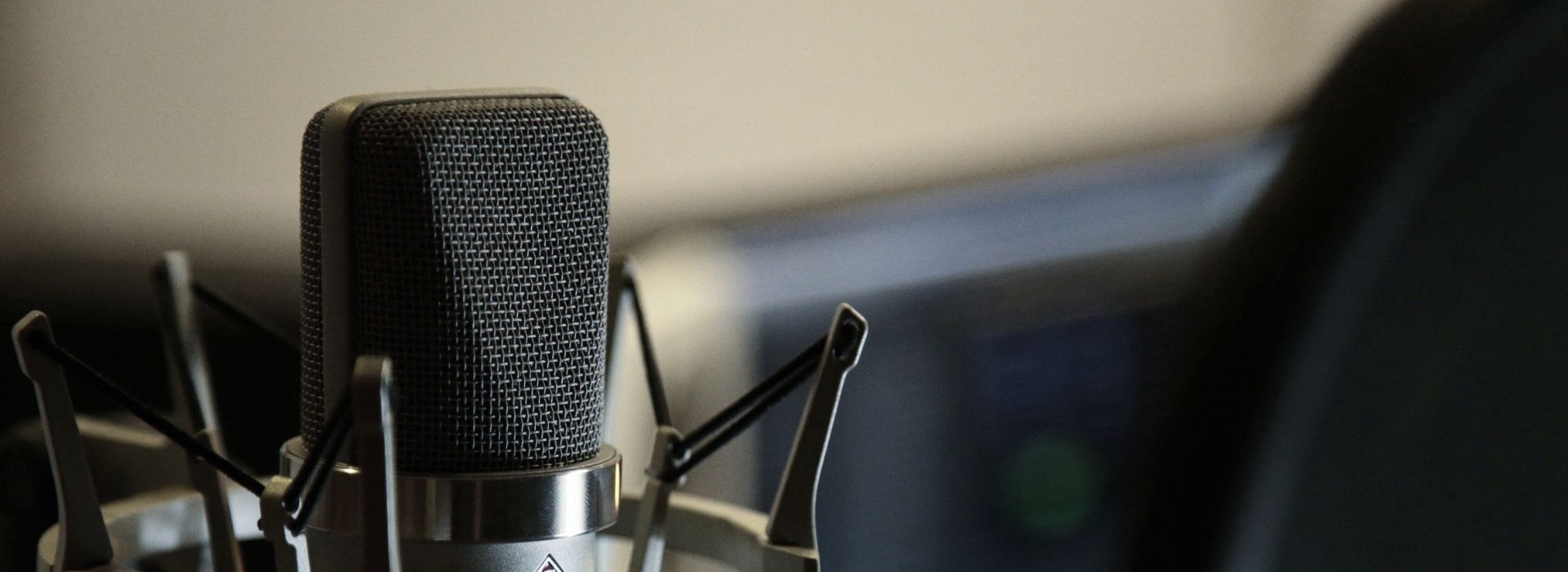 microphone for real estate investment podcast