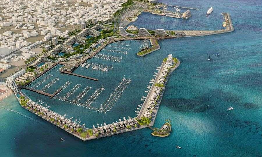 Larnaca New Marina
